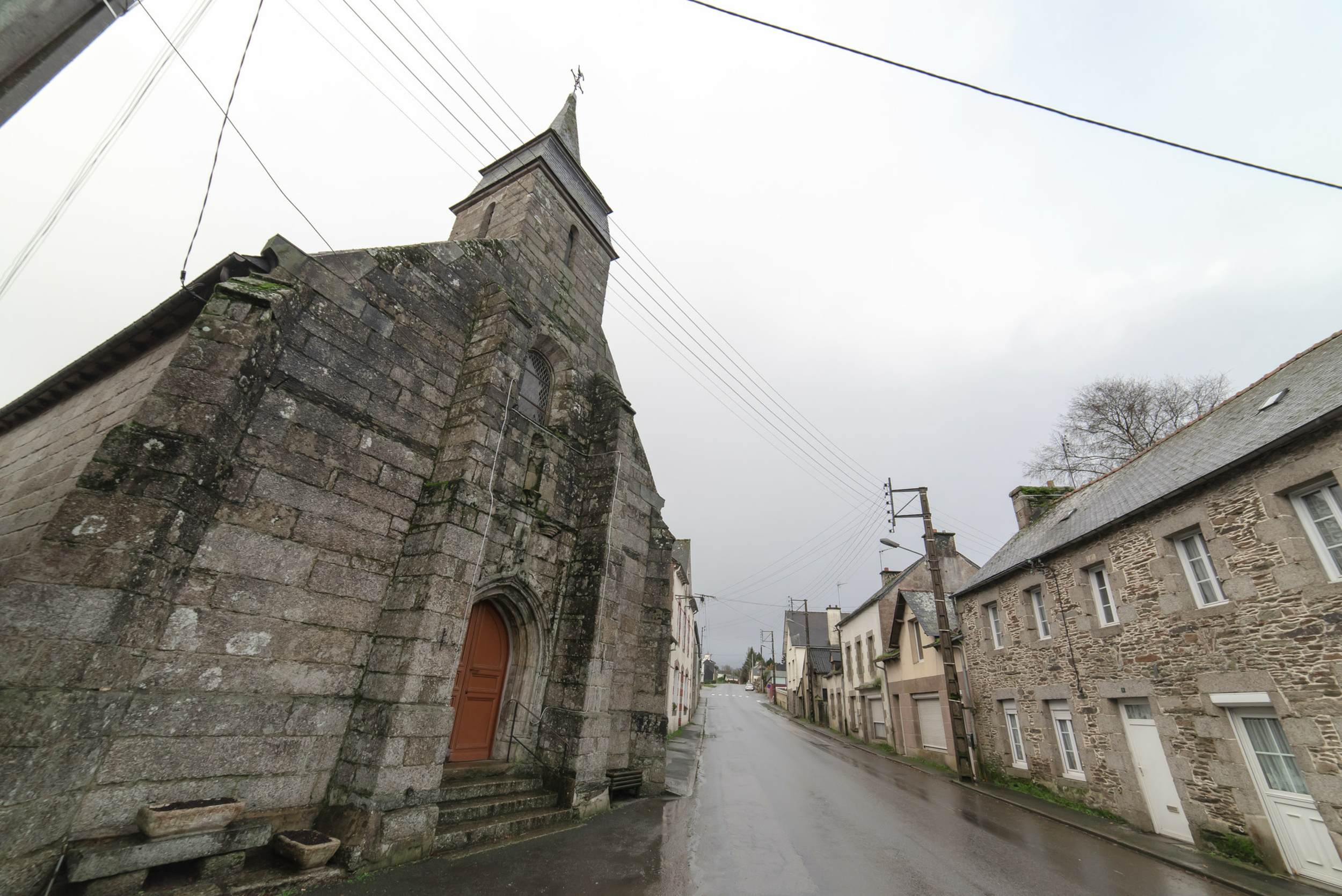 Chapelle Saint-Anne - Corlay